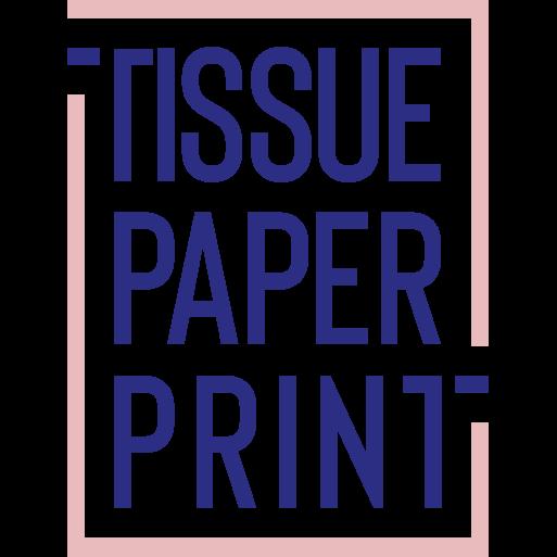 Tissue Paper Print