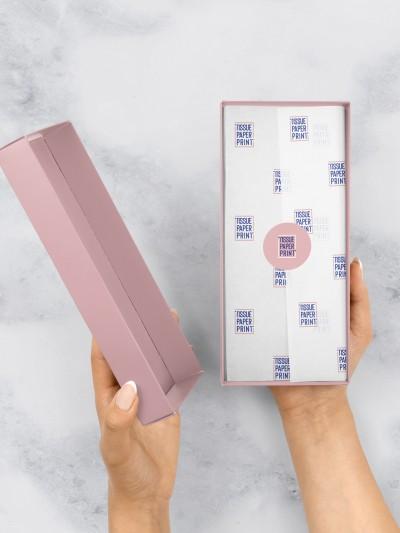Tissue Paper Print - Custom Sticker