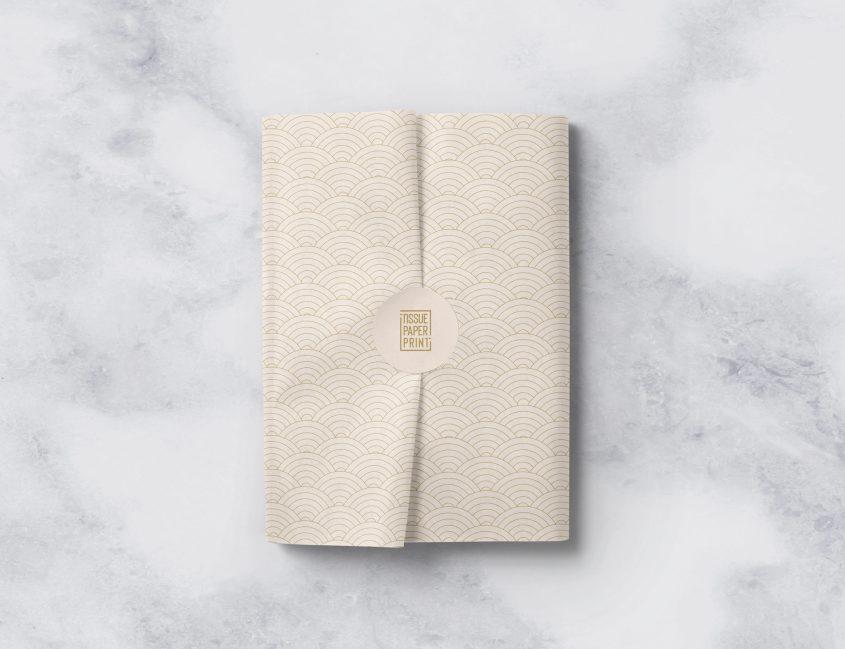 Tissue-Paper-Print---Ready-Designs---Cream-Curve-Lines-Tissue-Paper-1