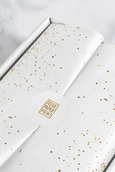 Tissue-Paper-Print---Ready-Designs---Gold-Sparkles-on-White_Mockup-2